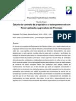 Projeto PIBIC Jose Luis Saavedra Guerra