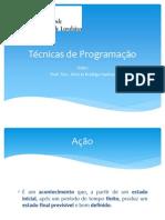 Técnicas de Programação - Aula 1.pdf