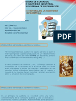 Introducion e Historia de La Auditoria Informática