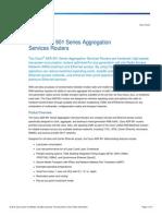 Cisco 901 Datasheet