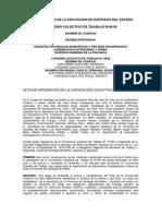 Estatuto Docente de Santiago del Estero