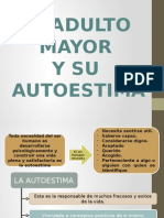 Autoestima en El Adulto Mayor