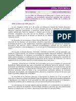 Orden 14-02-96 Evaluación de ACNEEs