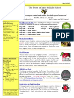 Newsletter May 18