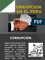 La Corrupcion en El Peru Pnp