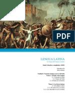 Unidad I. Nociones básicas acerca del latín