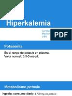 Hiperkalemia CHP