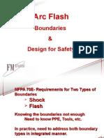 Arc Flash Boundaries & Design Final