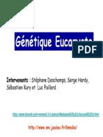 diaporama genetique mendelienne et liaison genetique.pdf