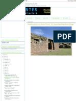 Revista Digital Apuntes de Arquitectura_ Arquitectura Inca en Paruro (Cusco) - Br