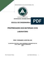Apostila_Laboratório de Propriedades Dos Materiais_Prof Relvas (2011)