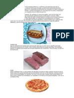 alimentos nocivos