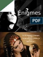 114 Enigmes