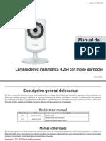 DCS-933L_A1Manual_v1.10(ES)