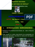 Hidrodinámica