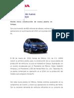 Noticia Honda Celaya