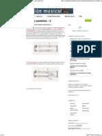Quintas Paralelas – 2 _ Blog Dedicado a La Composición Musical