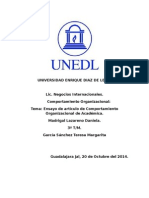 Articulo de Academica ENSAYO