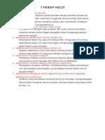 7 Prinsip Haccp - Copy