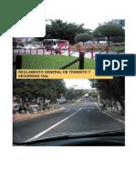 Reglamento General de Transito y Seguridad Vial