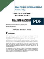 Foda GobiernoActual