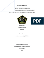 Case Otitis Eksterna Difusa