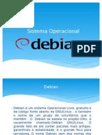 Apresentação Linux Debian