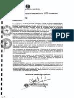 01.0 Mof de La Secretaria General Del Concejo