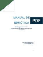 Manual de Semiotica Semiotica Narrativa Con Aplicaciones de Analisis en Comunicaciones