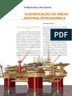 Segurança Em Atmosferas Explosivas Projeto de Classificação de Áreas Em Uma Indústria Petroquímica