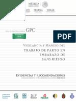 IMSS_Vigilancia y Manejo Del Parto