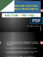 Rx Torax Pediatrico