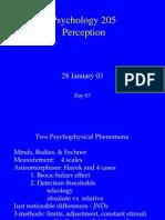 Cornell Psych 205