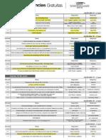 Conferencias Gratuitas 16-06-2014