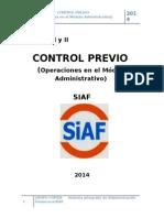 Mod III- Control Previo