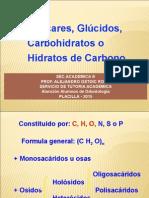 2015 - BIOQUIMICA CELULAR - HIDRATOS DE CARBONO, PPT - EVELYN.ppt