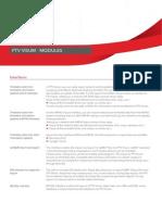 Module PTVVisum