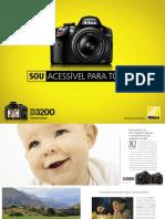 Nikon - Folheto D3200