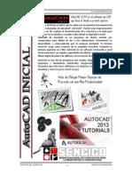 AutoCAD Inicial 2013