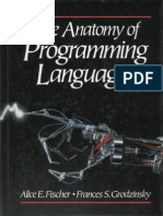 The Anatomy of Programming Languages