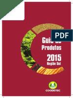 Guia de Produtos Sul 2015