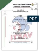 Manual de Instalacion SGBD SQL Server Gabriela, Lourdes y Abisai