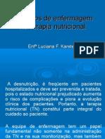 Cuidados de Enfermagem Na Terapia Nutricional