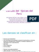 Danzas Del Típicas Del Perú