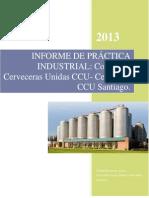 Informe Práctica Industrial CCU