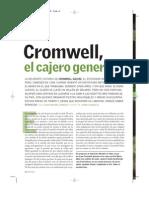 Cromwell, El cajero generoso