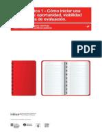 7 a Guia Practica como iniciar una evaluación