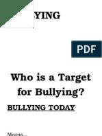 Bullying Betamax
