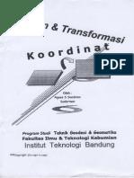 Modul Kuliah Sistem dan Transformasi Koordinat - Agoes S. Soedomo dan Sudarman.PDF