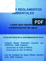 Leyes y Reglamentos Ambient Ales